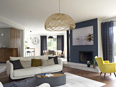 Photographe darchitecture et décoration paris appartement parisien maison saint grégoire