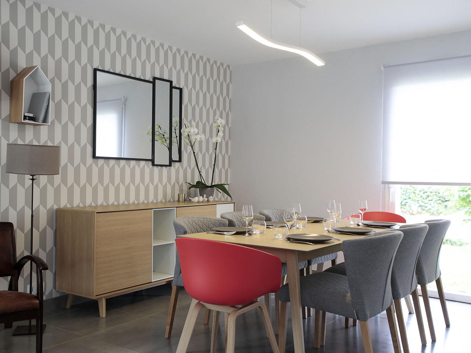 d coration d 39 une pi ce de vie arty et scandinave saint gr goire gw naelle hoyet d coratrice. Black Bedroom Furniture Sets. Home Design Ideas