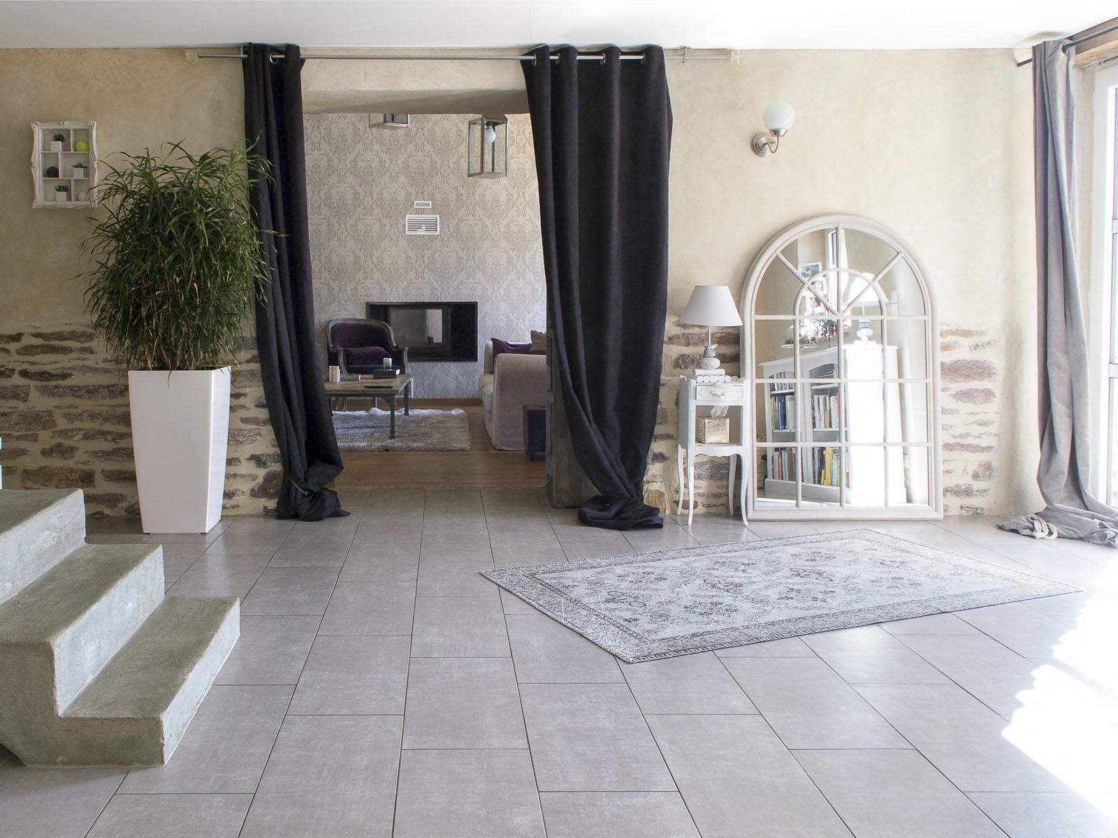 amenagement interieur longere amnagement intrieur longre. Black Bedroom Furniture Sets. Home Design Ideas